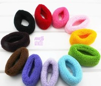 Hair accessory thick towel ring headband hair rope rubber band hair accessory child hair accessory