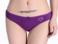 ladies thong sexy panties/pants/bikini women thong t-back tanga cotton lingerie brand panties M L XL many color free shipping