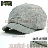 Hat octagonal cap newsboy cap spring and autumn hat bc