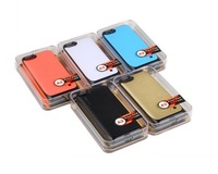 2500mAh J-A2 Backup Battery Charger Case Cover for iphone 5G 5S 5C