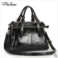 2014 new Korean shoulder bag black diagonal women handbags British retro messenger bags burgundy bag packet