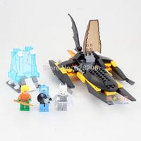 High quality No Box revenger super hero batman Mr. Freeze mini figure 198pcs Building Blocks set toy birthday gift free ship