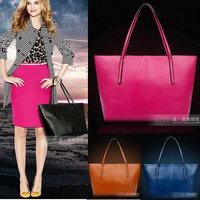 New 2014 Hot Women PU Leather Bag 2014 Women Handbag Fashion Vintage Bag Concave Bolsas Animal Natural Skin Women Messenger Bag
