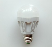 New Item High brightness LED Bulb Lamp E27 2835SMD 4W 5W CCD constant current Power driver