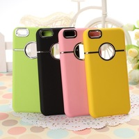 Free Shipping New Arrival Solid Color with Whole Hard Plastic back Case for iphone 5C