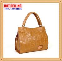 Special Offer European Fashion Brand Design Women Handbag,Star style High Grade Cowhide Letter Pattern Lady Shoulder Bag B119