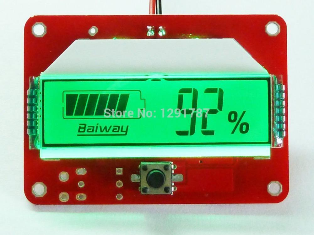 Индикатор батарей своими руками