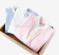 2014 autumn cotton dual-purpose sleeve  boys shirt