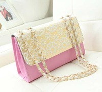 New 2014 chain ladies Bag Messenger Shoulder fresh small bag women handbags