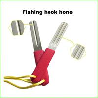 FHK02 High quality fishing accessory hook hone sharpener