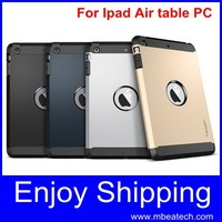 wholesale DHL free shipping 10 pcs/lot top quality Tough Armor Cover sgp spigen case for ipad air