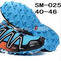 2014 New Speedcross 3 for Men/ Women Athletic Running Shoes Zapatillas Hombre Men Walking Ourdoor Sport Shoe