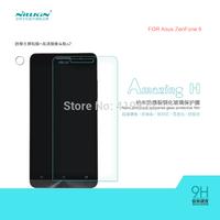 NILLKIN Amazing H Nanometer Anti-Explosion Tempered Glass Screen Protector For Asus ZenFone 6 ,MOQ:1PCS