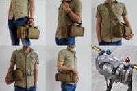 New Waist Pack Cycling Bike Bicycle 3P Multifunction Handlebar Bag Shoulder Bag