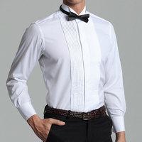 Men Tuxedo shirts Gentleman formal dress banquet shirt 3 Color synthetic King size S M L XL XXL XXXL 4XL 5XL
