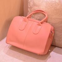 handbags Korean version of casual bag street -Star three-dimensional bag simple Mobile Messenger bag,1071
