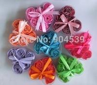 600 Pcs/100 Boxes/Lot Wedding, Even & Party Favors Rose Soap Flowers, 6 Pcs Rose Head/ Retailing Box