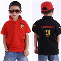 summer 2014 children's clothing wholesale boys girls short sleeve T-shirt child tshirt 100% cotton shirt 5pcs/lot