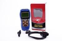 New OBD2 Code Reader OBD 2 Scan Tool Support For Many Cars MST-300 OBDII Scanner Trouble Code Erase