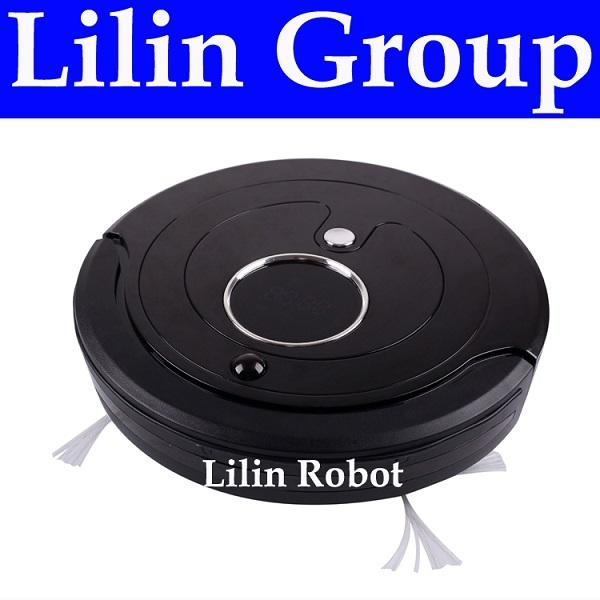 2014 High Class Multifunctional Intelligent Vacuum Cleaner UV Lamp Mop Virtual Wall HEPA Filter Floor Robot Vacuum Cleaner(China (Mainland))
