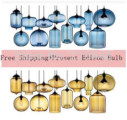 Goldfish personnalisées. bol, lumière pendante vitraux. lumière pendante élégant restaurant bar éclairage ballons chambre. droplight