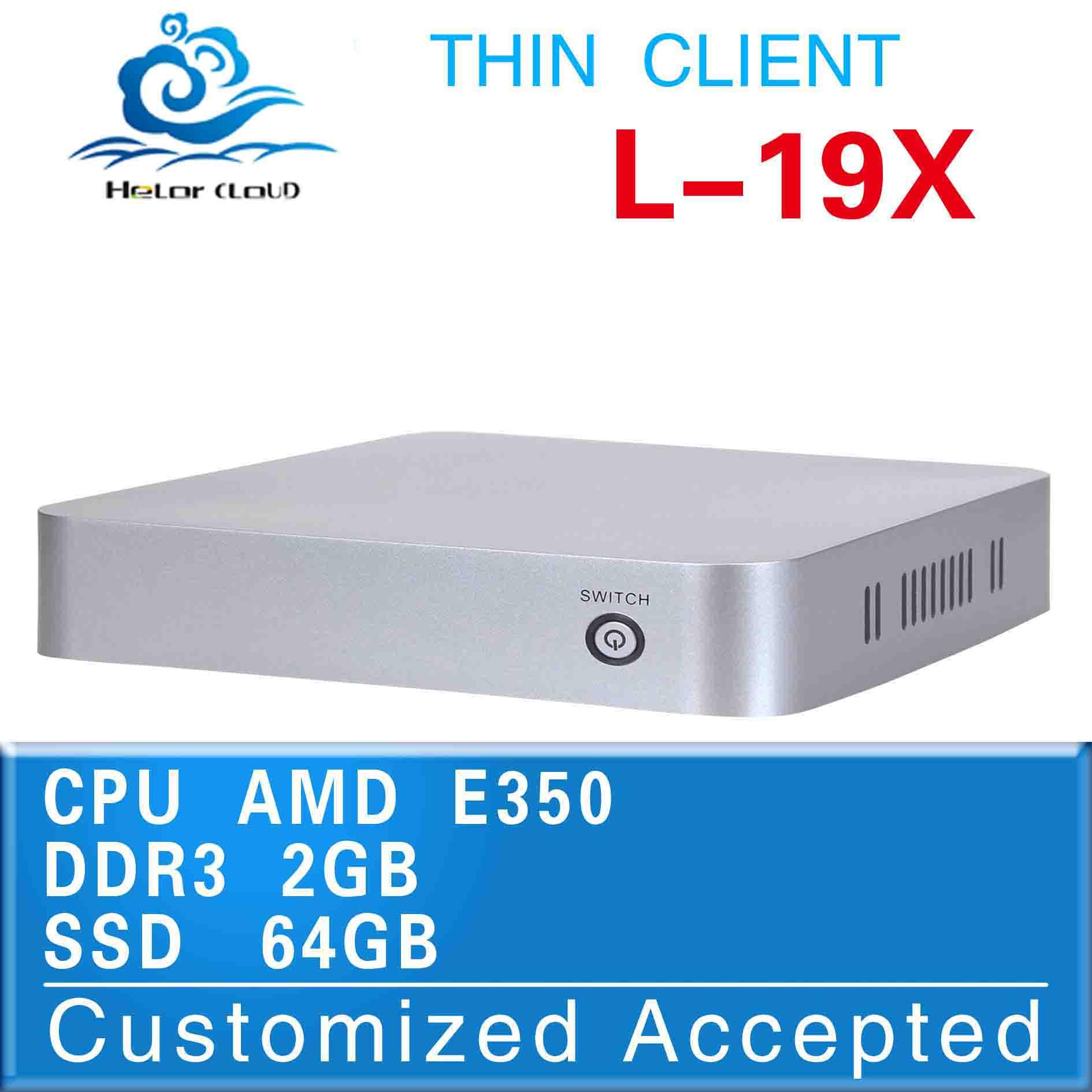 Factory price!L-19x,1080P Slim desktop computer,Dual-core network computer ,support os WIN7, Linux, Windows XP,Ubuntu Debian(China (Mainland))