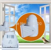 Free shipping!!! 10pcs Welcome Chime Motion Sensor 10m Warning Doorbell Door Bell Alarm