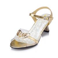 Sapato Infantil Sale Rushed Pu Shoes for Girls 2014 Child Sandals Open Toe Sequined Girls Children Princess Kids Shoes Jyg121