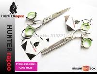 "New Product: 6.0"" Professional Beauty Hair Salon Cutting Scissors Set razor+Thinning Shears With a bag,440C Barber Scissor"