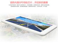 CREATED Q7 7inch MTK8382 tablet pc 3G GPS Quad Core Dual SIM Slot Dual Standby android 4.2 3G/GPS/Bluetooth/FM dual cameras