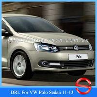 Unimaginable Price For VW Volkswagen Polo Sedan Vento High-profile 2011-2013 LED DRL , LED Daytime Running Light, Free Shipping!
