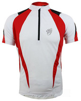 2014 New Arrival  Hot Selling Short Sleeve Breath Bicycle Jersey/Made From High Quality Ventilative Polyester/Some Colors