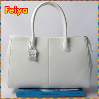 M1501 New 2014 First Lady's Tote Bag First Layer Of Cowhide Genuine Leather Handbags Bolsas Women Leather Handbags