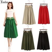 2014 New Fashion From Korea Hot Selling Muti-color Ball Gown Casual Skirt For Women s SP1329