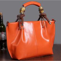 Hot women handbag genuine leather brand Clutches 2014 Spring shoulder bags handbags women famous brands women's messenger bags