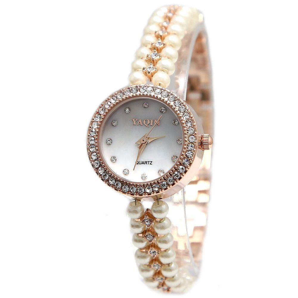 Pearl Bracelet Watches Pearl Bracelet Watch