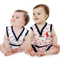 2014 HotSale Infant Girl Shirt + Pants Sets Brand Clothing Set  Free shipping
