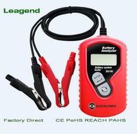 Low Price Auto motive Battery Analyzer Ba100 Battery Analyzer Battery Analyzer Tester with LCD Screen