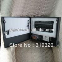 Free shipping!  Biometric  fingerprint  access control panel INBIO 460 with power supply box