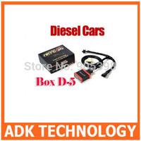 Box D-5 ECU Chip Tuning For diesel Cars Nitro Data Box D5 for toyota mazda Nitrodata Box D 5 of  A++quality