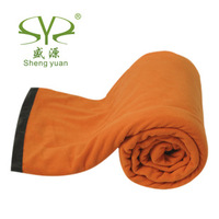 2014 direct selling 3 season fleece sleeping bag winter camping liner special genuine portable air conditioner is equipment