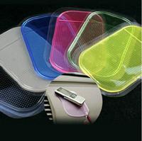 20PCS Powerful Silica Gel Magic Sticky Pad Anti Slip Non Slip Mat for Phone PDA mp3 mp4 Car Anti slip Pad essories Multicolor
