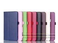 200pcs PU Leather Folio Foldable Case Cover for Samsung Galaxy Tab 4 8.0 T330