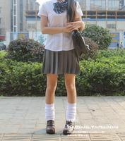 high quality Japan student JK school uniform preppy style pleated skirt anime girl women cos costume cosplay