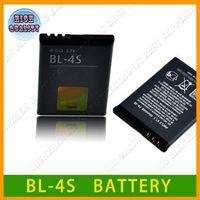 BL-4S BL 4S mobile battery for Nokia 1006/2680s/3600s/3602S/6202c/6208c Batterie Batterij Bateria AKKU Accumulator PIL