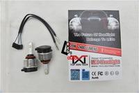 Car Integrated LED Headlamp Light Bulb H7 H11 9005 20W 2400LM 6000K Waterproof Conversion Kit  Hi/lo Beam Kit Freeshipping