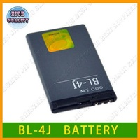 2pc\lot  sample,BL4J BL-4J lithium Cellphone battery mobile phone battery for Nokia C6 C6-00 LUMIA 620 free shipping