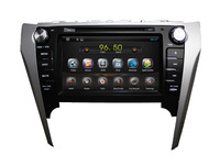 Free Shipping!100%Pure Android 4.2.2 Car DVD/PC/GPS Player for  toyota camry 2012 With Capacitive Screen Wifi Support DVR