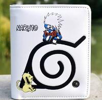 New Naruto wallet Gacaca West wallet Animation  Free Shipping