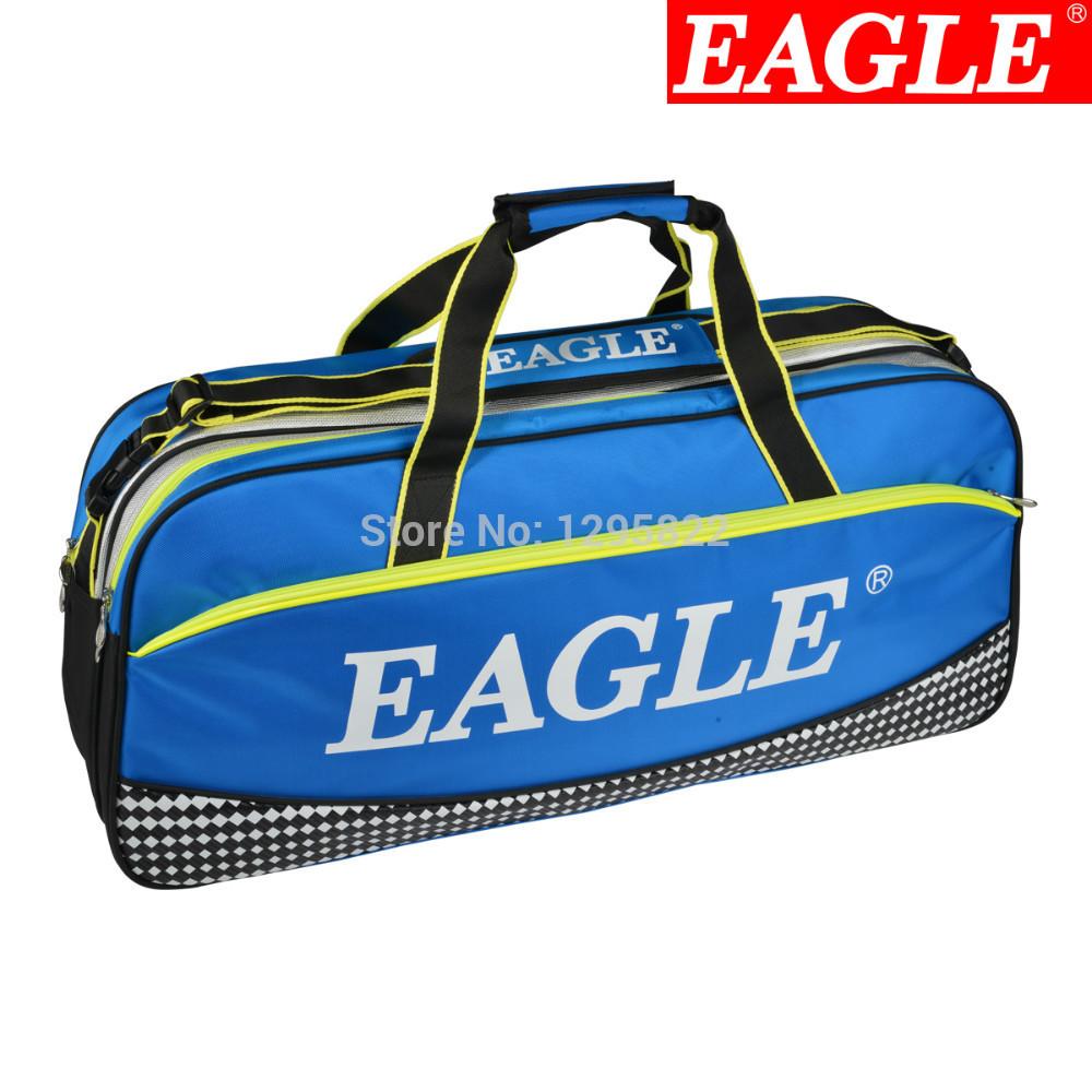 Orginal Brand 6 pcs Tennis / Badminton bag Lee Chong Wei universal multifunction golf bag Free shipping(China (Mainland))